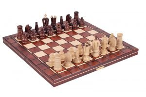 13 inch chess set