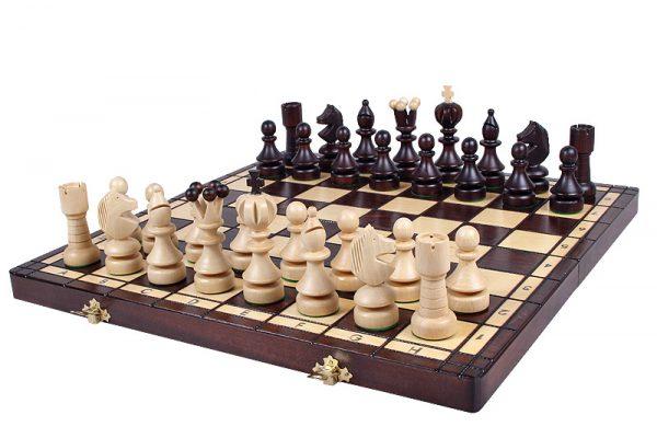 pearl chess set