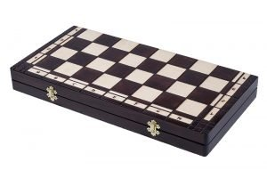 folding giewont chess set