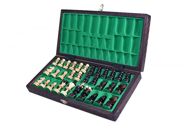 chess set paris 14 inch