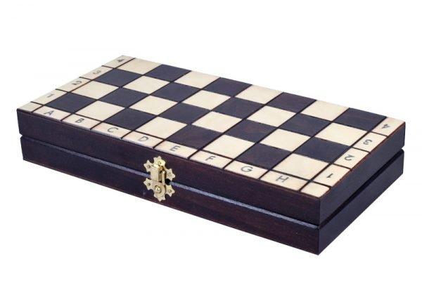 handmade mini olympic chess