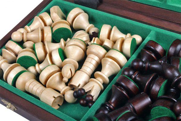 chess set pearl