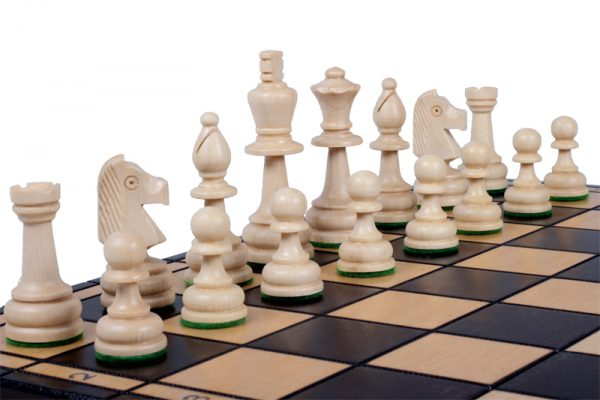 olympic handmade chess set