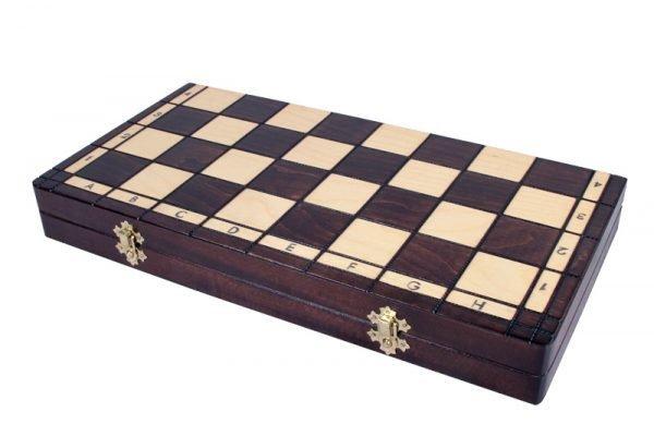 chess set pearl handmade
