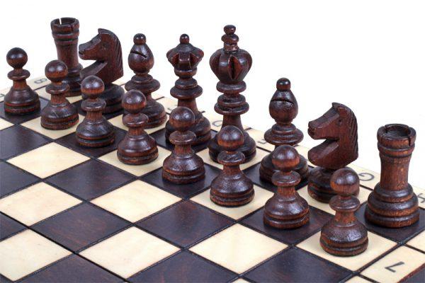 olympic chess set mini