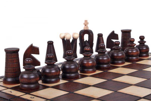handmade classic chess set