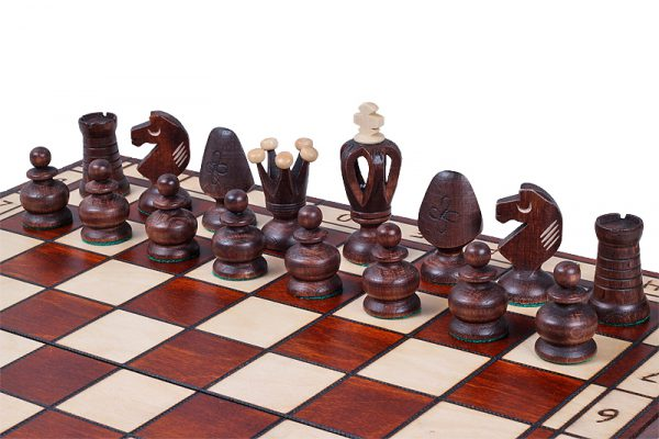 handmade royal chess set