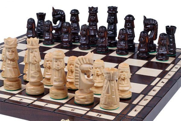 giewont chess set folding