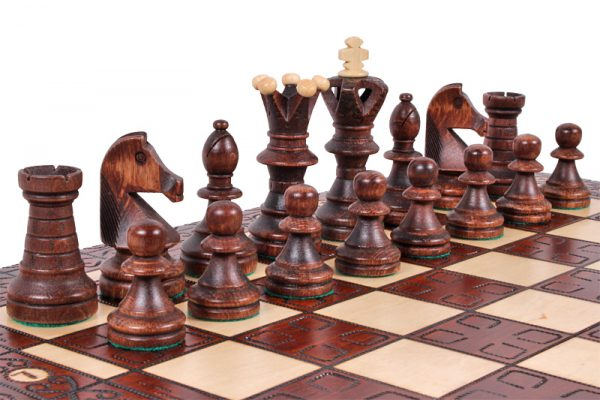 big royal chess set