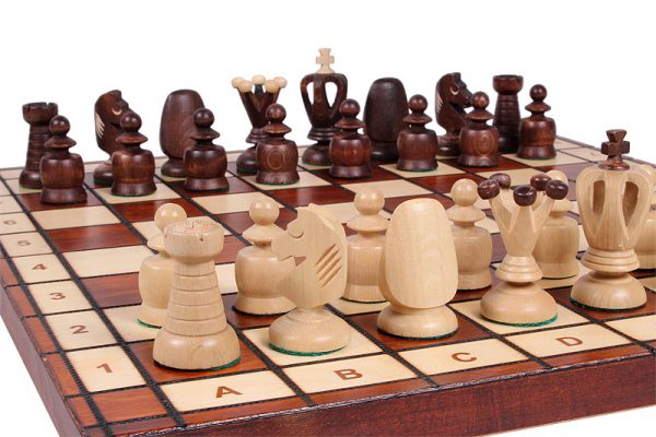 17 inch chess set king