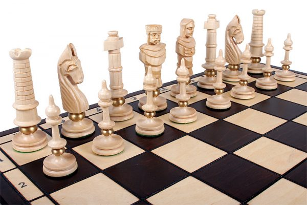 25 inch chess set