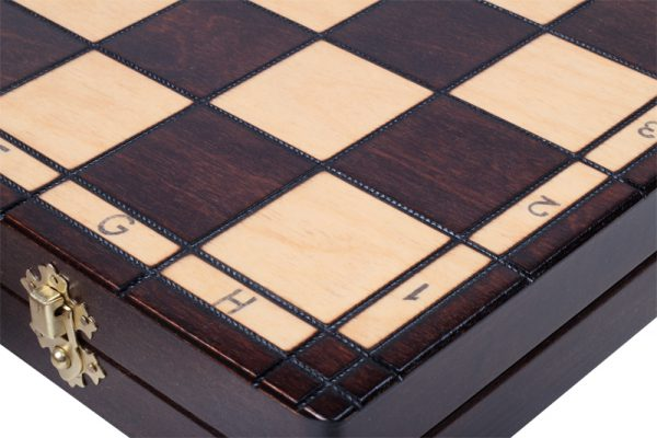 wooden chess olympic