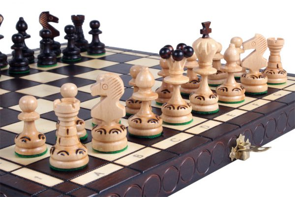 paris chess set 14 inch