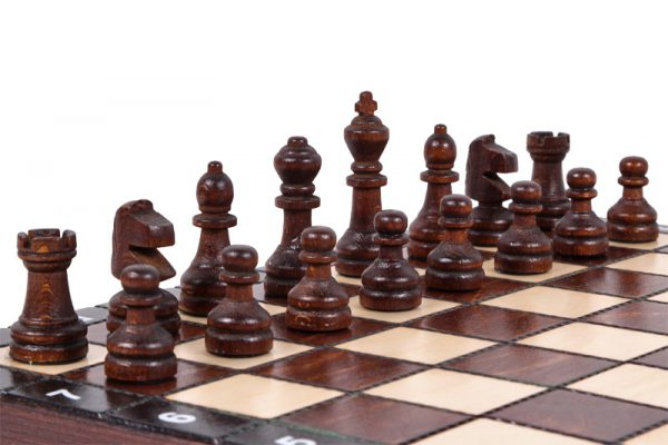 school chess set 11 inch