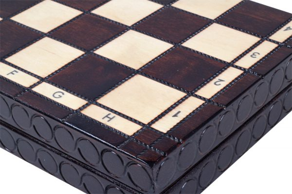 handmade chess set medium