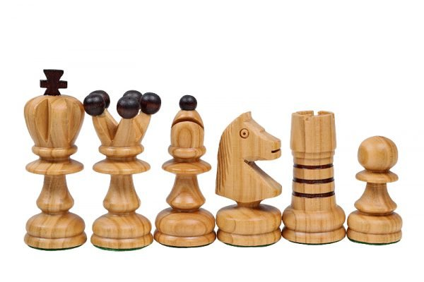 inlaid chess