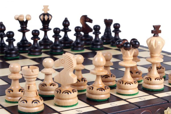 paris chess set small