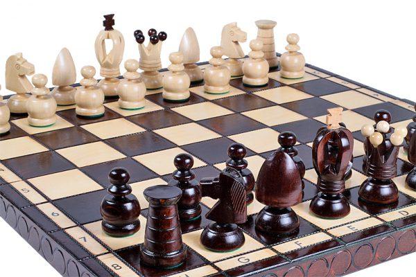king chess set large