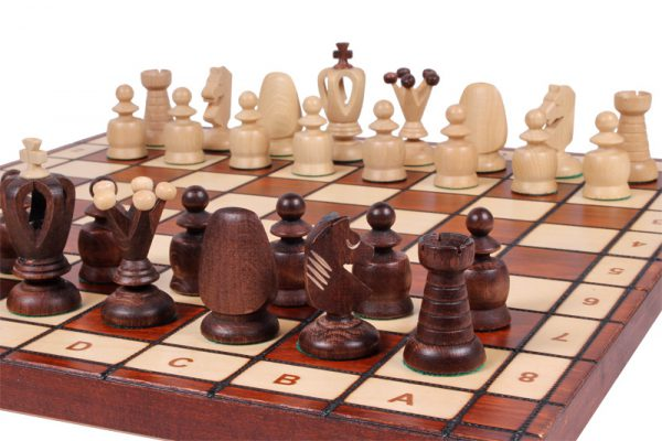 folding king chess set