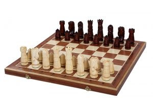 castle chess set