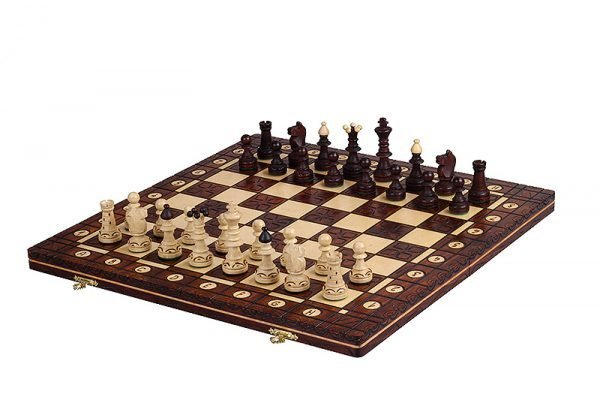 ornament chess set