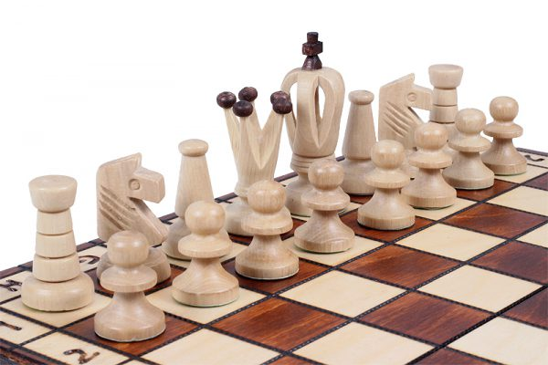 best wooden royal chess set