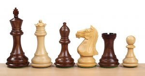 acacia chess pieces