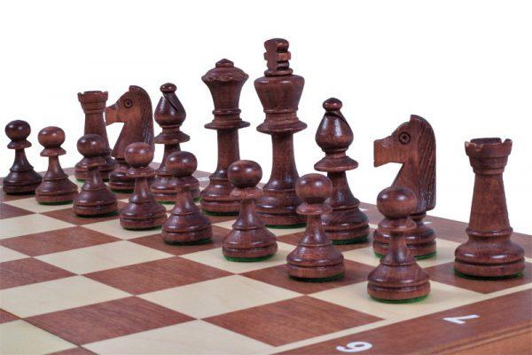 16 inch tournament set chess