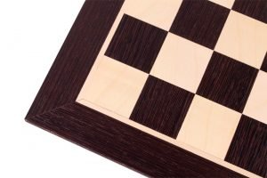 wenge sycamore chess board