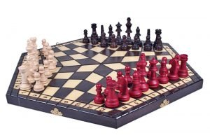 Three Player Chess Sets