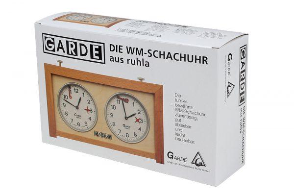 garde chess clock