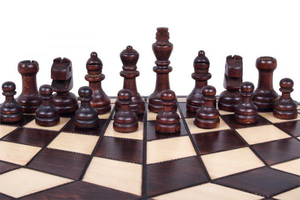 Personen Schach 35 cm