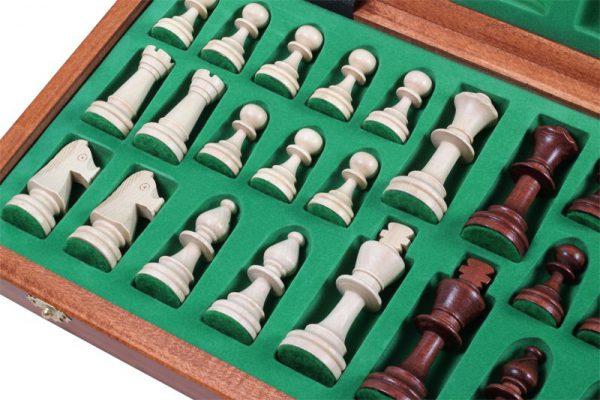 handmade tournament chess set