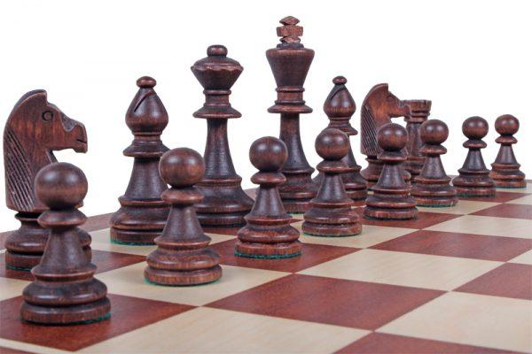 brown chessmen staunton
