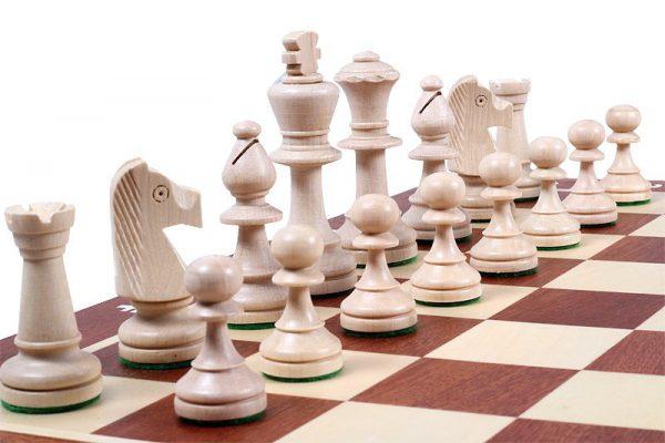tournament chess set 16 inch