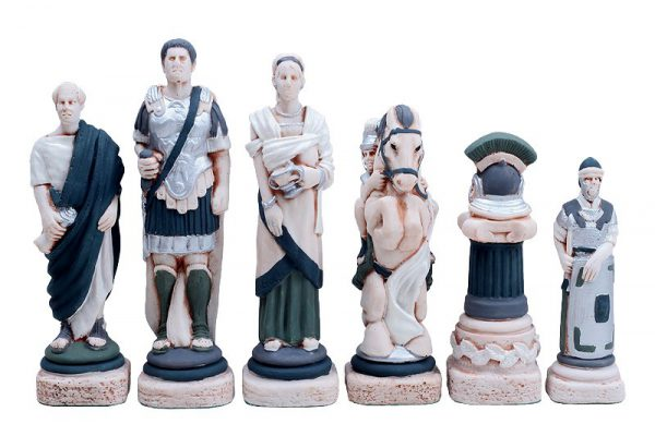 23 inch spartacus chess