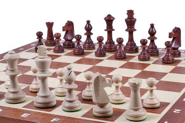 tournament chess 16 inch