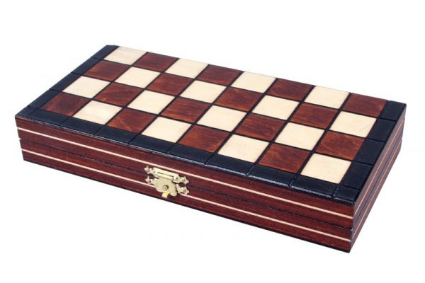 8 inch magnetic chess