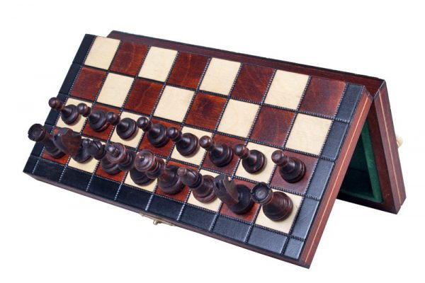 mini magnetic chess 8 inch