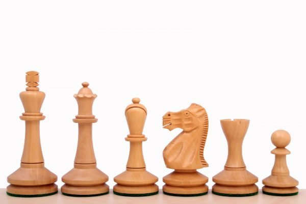blackmore chess pieces ebonised