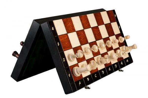 handmade large magnetic chess