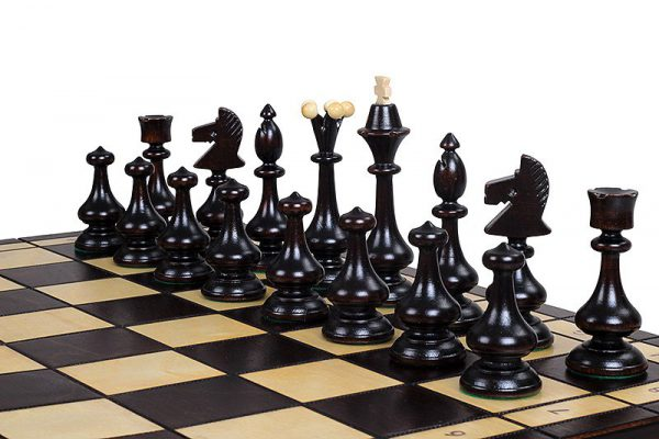 classic 18 inch chess set