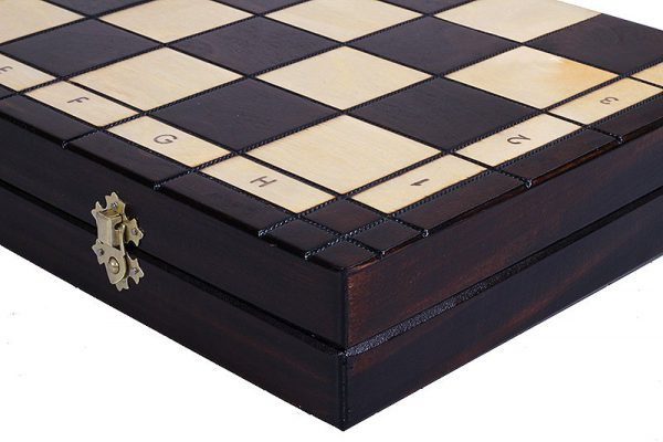 18 inch wooden chess