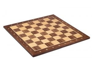 walnut chessboard
