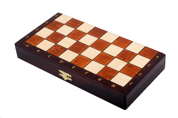 folding travel chess