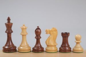 executive chess pieces acacia