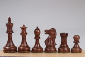 sheesham chess pieces