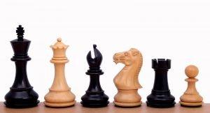 stallion knight chessmen