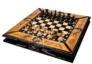 exclusive chess set