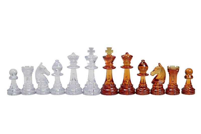 chess pieces transparent